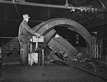 Tipple rotary dump