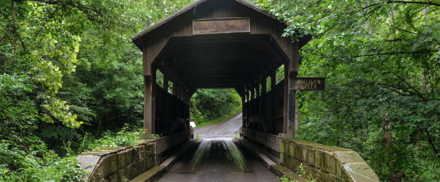 WV Tourism covered bridges