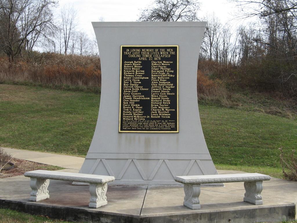 Willow_Island_Memorial wv