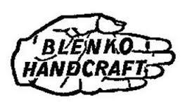 blenko hand