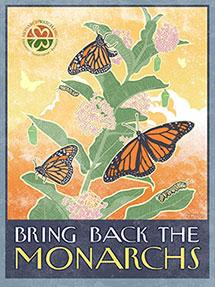 bring back monarchs