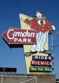 camden park clown