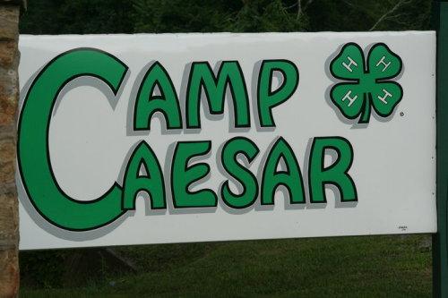 camp caesar