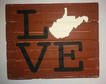 love west virginia