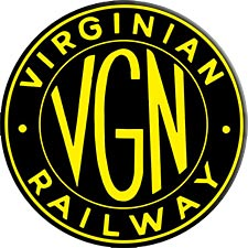 rail virginian logo
