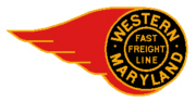 rail west md logo
