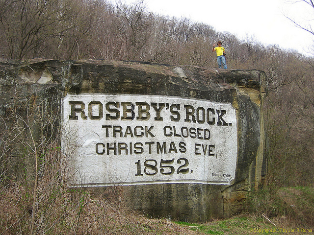 rosebys rock
