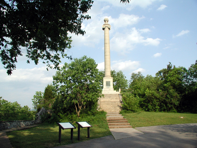 rumsey monument
