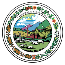 West Virginia State Seal Reverse