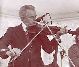 senator byrd fiddle