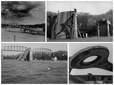 silver bridge collage hls