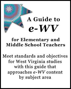 Teacher guide to e wv encyclopedia