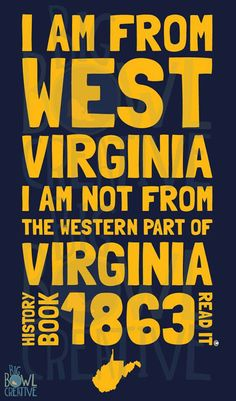 West virginia not western va