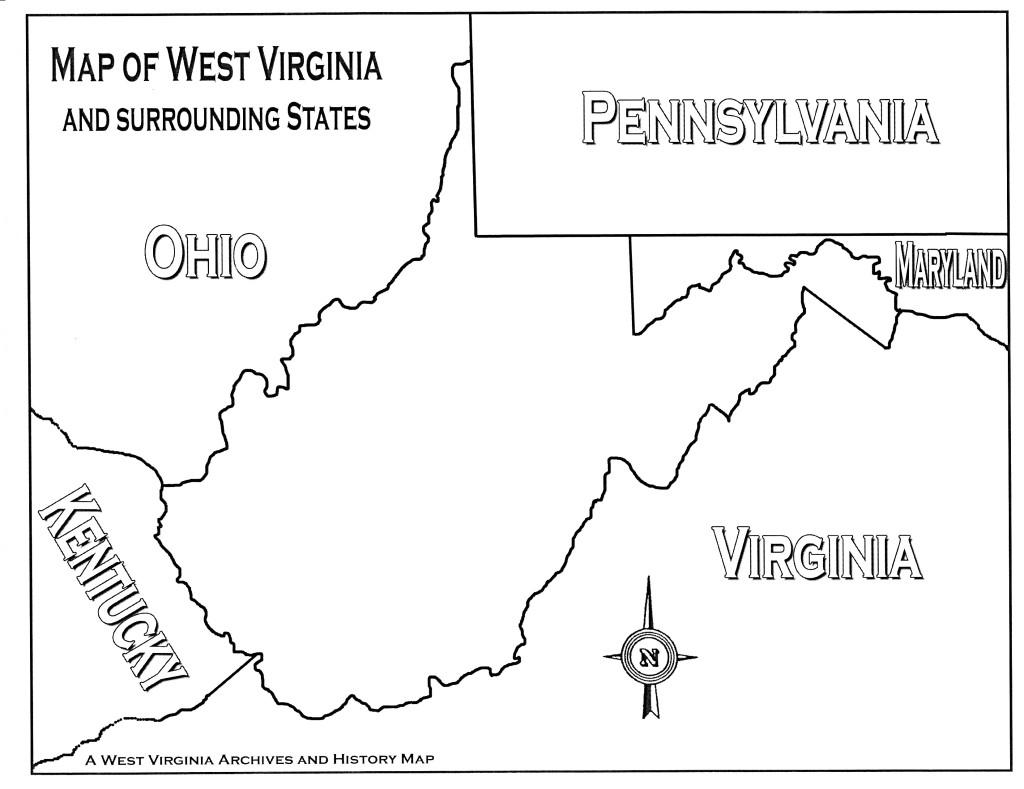 WV County Quiz - Us counties quiz