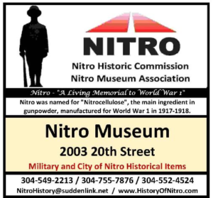 Nitro WV military Museum