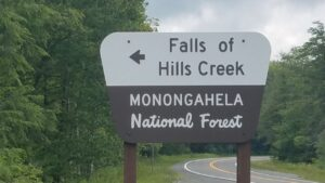 WV National parks forests