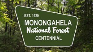 We National Forest Monongahela