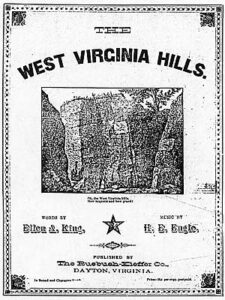 wv hills music dance